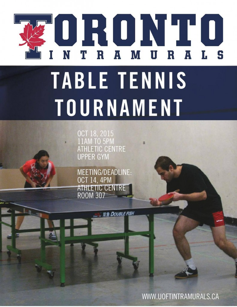 UTTTC2015tournament